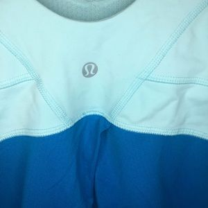 EUC Lululemon Athletica Tank - Baby Blue / Blue